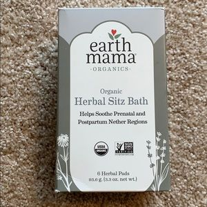 Earth mama herbal sitz bath